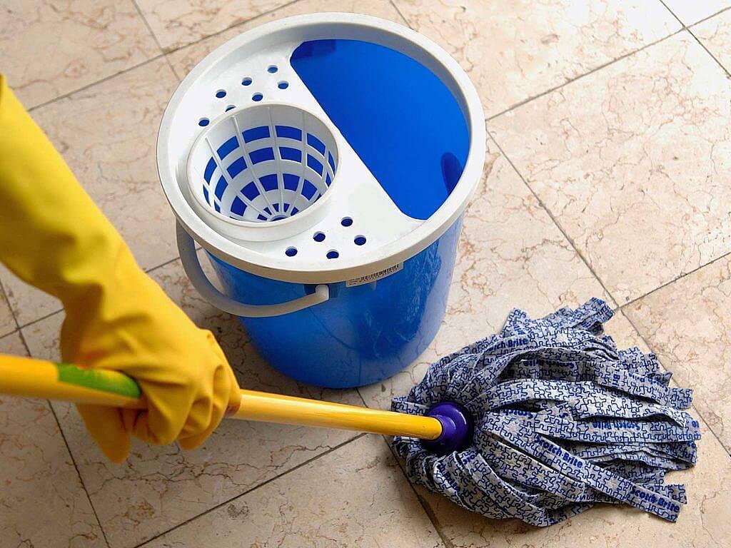 Particuliere schoonmaakservice